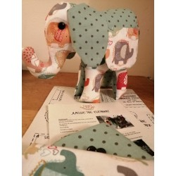Nellie the Elephant Sewing...