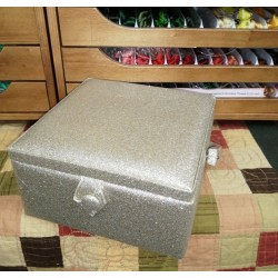Sparkling Sewing Box